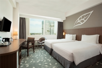 Hotel Swiss-Belinn Kemayoran - Superior Deluxe Twin - Room Only Regular Plan