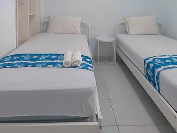Guest House Syariah Gatsu 1 Banjarmasin - Standard Twin Room Basic Deals