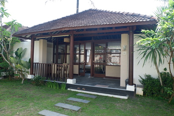 Villa Banjoe Yogyakarta - Kajoe Type (2 Bedroom) Regular Plan
