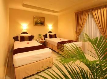 Hotel Grand Rosela Yogyakarta - Moderate Room Only Regular Plan