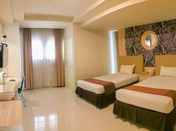 Hotel Grand Rosela Yogyakarta - Super Deluxe Room Only Regular Plan
