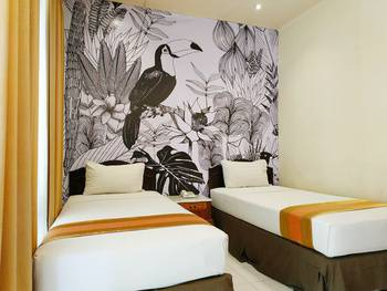 Hotel Grand Rosela Yogyakarta - Moderate Room Only Regular Plan