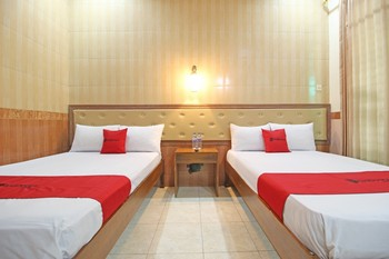 RedDoorz near Malioboro 2 Yogyakarta - RedDoorz Twin Room LM 2