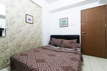 Arrooms Apartment (Margonda Residence 2) Depok - Studio Executive Room Only NR Min 2 Nights 45%