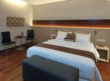 Ra Premiere Simatupang Jakarta - Ra Studio Deluxe King Room Only Regular Plan