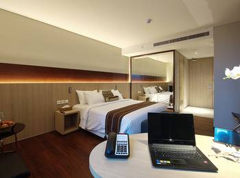 Ra Residence Simatupang Jakarta - Ra Studio Deluxe King Room Only Last Minute