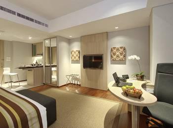 Ra Residence Simatupang Jakarta - Ra Studio Executive With Breakfast Regular Plan