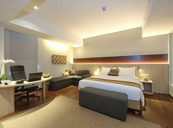 Ra Premiere Simatupang Jakarta - Ra Studio Executive Room Only Promo Stay Hepi