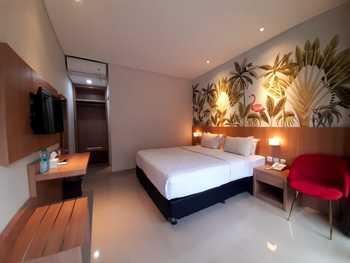 Rumah Kita Jember Jember - Deluxe Room Only Regular Plan