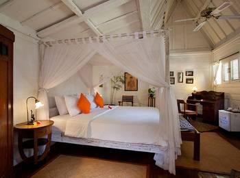 Hotel Puri Tempo Doeloe Bali - Deluxe Room Basic Deal 60%