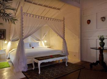 Hotel Puri Tempo Doeloe Bali - Deluxe Suite Basic Deal 60%