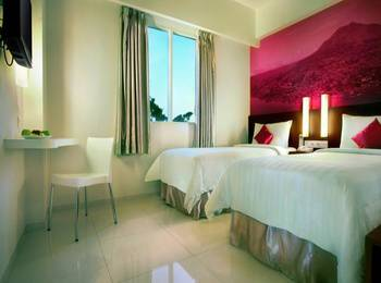 Primera Hotel Seminyak - Standard Twin Room Only  Regular Plan