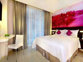 Primera Hotel Seminyak - Standard Double Room - Room Only Regular Plan