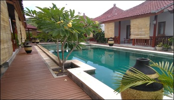 ANDA Bungalow and Restaurant Lombok - Prabu Bungalow Regular Plan