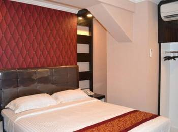 Puncak Budget Hotel Pangkalpinang - Deluxe Double Room Regular Plan