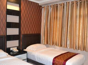 Puncak Budget Hotel Pangkalpinang - Superior Twin Room Regular Plan