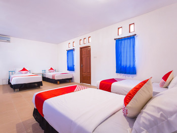 OYO 2544 Just-in Hotel Lombok - Suite Family Regular Plan