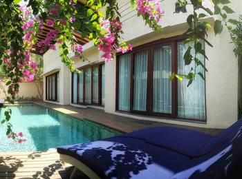 Katamaran Resort Lombok - Two Bedroom Tropical Pool Villa Best Deal - 25%!!