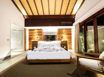 Katamaran Resort Lombok - One-Bedroom Tropical Pool Villa Promo Bebas Pegipegi