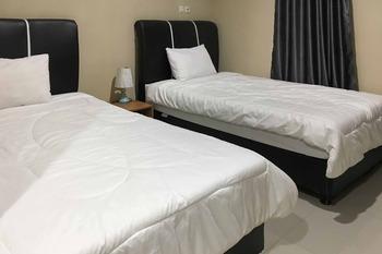 Wisma Syariah UINSU Medan Medan - Superior Twin Room KETUPAT