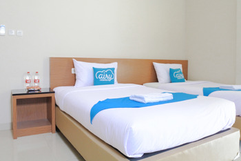 Airy Eco BSD Serpong Lavionda Raya 30 Tangerang - Deluxe Double Room with Breakfast Special Promo Nov 50