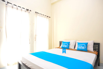 Airy Denpasar Selatan Raya Pemogan Gang Taman 21X Bali - Standard Double Room Only Special Promo Nov 55