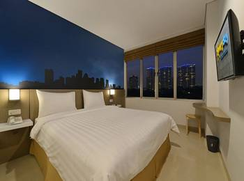 Everyday Smart Hotel Mayestik - Smart King Room July's Deal