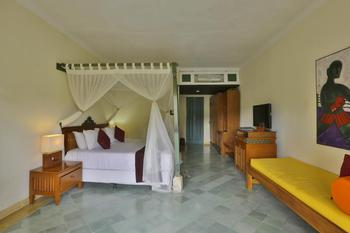 Alam Puri Art  Bali - Deluxe Room With Ricefield View Basic Deal 25%