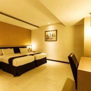 DBest Hotel Pasar Baru Bandung Bandung - Deluxe Room Regular Plan