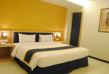 DBest Hotel Pasar Baru Bandung Bandung - Deluxe Room Only Regular Plan