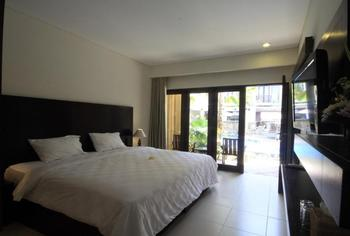 Suris Boutique Hotel Kuta - Deluxe Pool Access Double or Twin Regular Plan