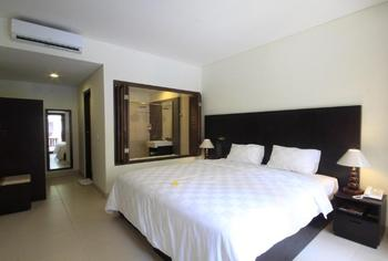 Suris Boutique Hotel Kuta - Deluxe Double or Twin Regular Plan