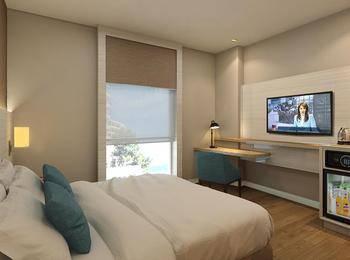 Swiss-Belinn Saripetojo Solo - Deluxe Double Bed  Regular Plan