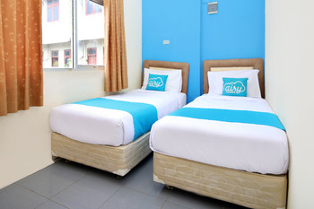 Airy Eco Ilir Timur Satu Sayangan Lorong Ketandan 240 A Palembang - Superior Twin Room Only Regular Plan
