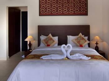 Agung Raka Resort & Villa Ubud - Deluxe Room Pool View Regular Plan