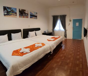 Woong Rame Resort & Restaurants Serdang Bedagai - Family Room Regular Plan