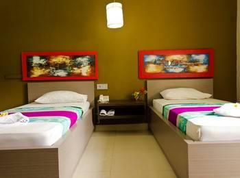 NIDA Rooms Mataram Bangau - Double Room Single Occupancy Special Promo