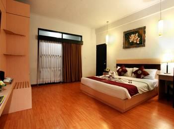 Puri Saron Hotel Seminyak - Deluxe Room Only room only deal