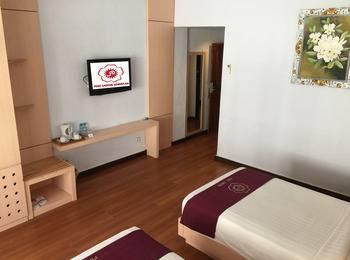 Puri Saron Hotel Seminyak - Deluxe Room with Breakfast Pegipegi Rayakan Kemerdekaan