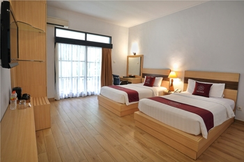 Puri Saron Hotel Seminyak - Deluxe room Only Flash Sale