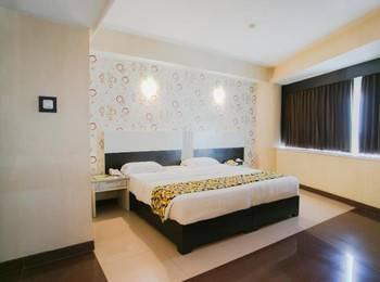Oval Hotel Surabaya - Suite Room Only Regular Plan