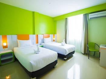 Hannah Hotel Syariah Pesisir Selatan - Deluxe Room Regular Plan