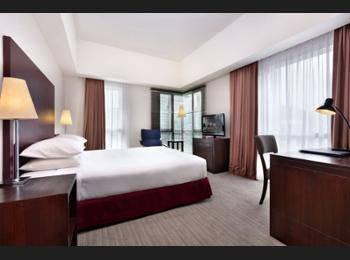 Hotel Capitol Kuala Lumpur - Capitol Deluxe Pesan lebih awal dan hemat 40%