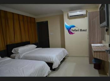 Safari Hotel Kuala Lumpur - Quadruple Room