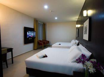 Akar Hotel Jalan TAR
