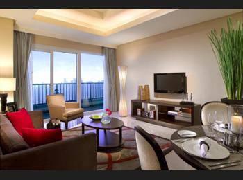 The Residences at The Ritz-Carlton Jakarta Pacific Place - Suite, 2 kamar tidur Regular Plan