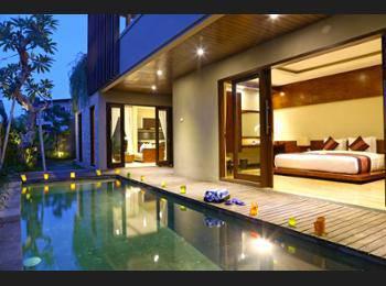 Uppala Villa & Spa Nusa Dua Bali - One Bedroom Deluxe Pool Villa Hemat 45%