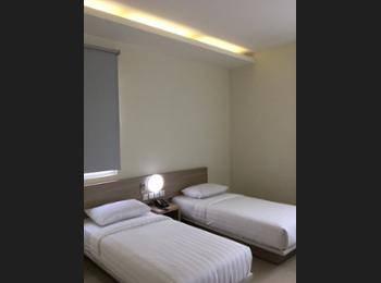 Msquare Hotel Palembang - Deluxe Twin Room Regular Plan