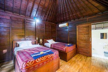 Lembongan Bagus Villa Bali - Basic Twin Room, Garden View Regular Plan
