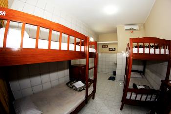 Gong Corner Guesthouse 2 - Hostel Bali - Shared Dormitory (4 Single Bed for 4 People) Regular Plan